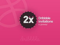 2x Invitation to Giveway!