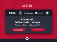 Web Banner Design