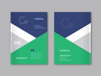 White Paper Cover Design
