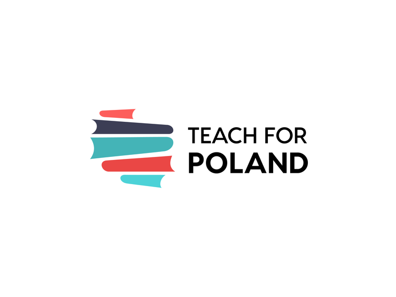 Teach for Poland polska teacher education books book brand logo poland teach
