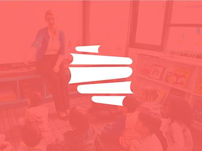 Teach for Poland teacher brand logo polska books book education poland teach