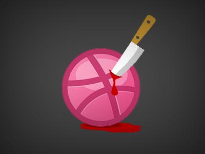 Deaddd - A Sticker Rebound dribbble rebound playoff fun sticker halloween october