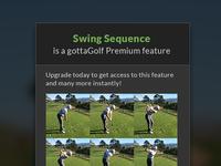 Premium Feature Modal