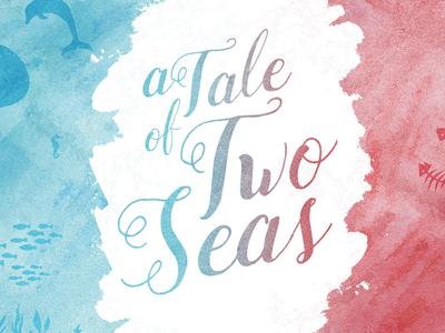 Tale of Two Seas Branding
