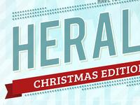 Herald Sermon Series Branding