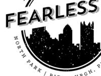 Fearless5k T-Shirt Design