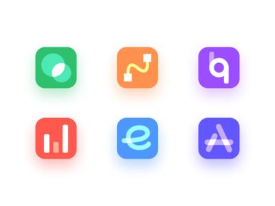 App Logo ui,ux darren hiwow illustrations texture sketch brandding logo icon