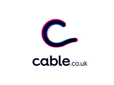 Cable.co.uk logo cable internet broadband branding