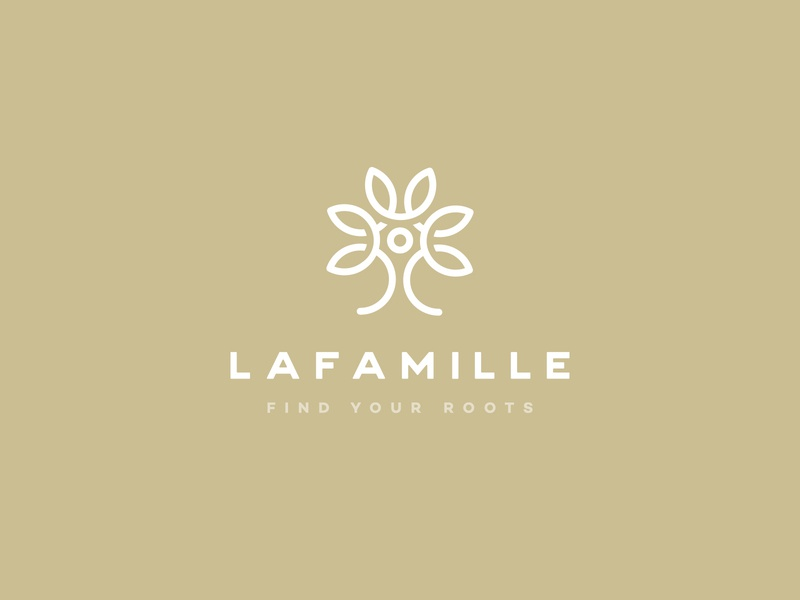 Lafamille Logo Design