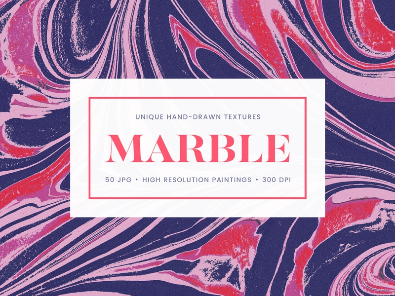 50 hand-drawn Marble Textures artistic direction hand drawn paintings sophisticated elegant fashion packaging background design graphic design marbling marble textures vintage illustration identity branding