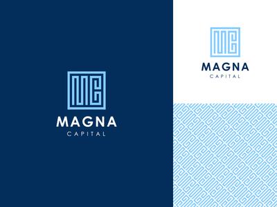MC Geometric Logo & Pattern