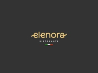 Elenora Ristorante - Logo Design