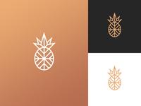 Pineapple Logo Mark