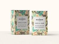 The Bourbon Land - Vanilla Sugar - Packaging