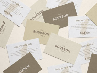 The Bourbon Land