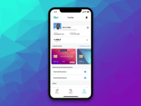 Profile - For Financial App