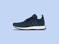 Illustrations –Adidas shoe 👟