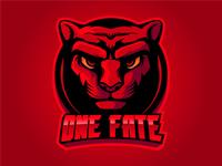 Mascot logo OneFate