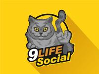 9life Social Logo