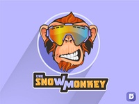 The Snow Monkey