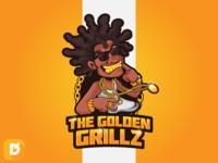 The Golden Grillz