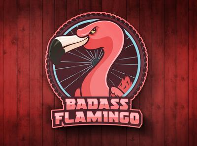 BADASS Flamingo