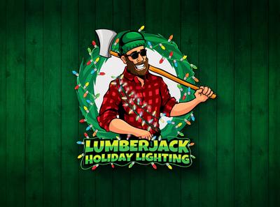 Lumberjack Holiday Lighting