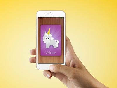 EliasZOO flashcards kids iphone app