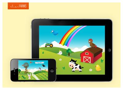 Elias Smiles mobile games children