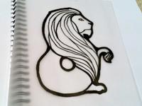 Lion Ampersand