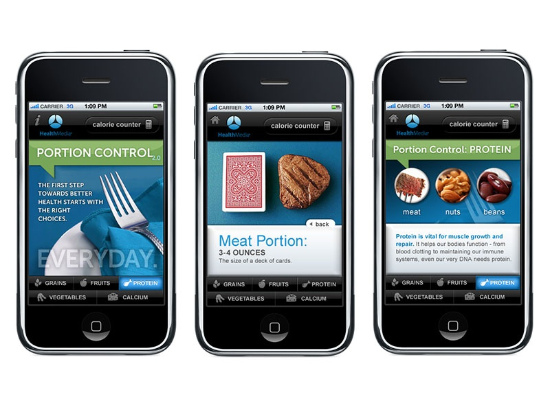 Portion Control App healthy eating app food app health app health management tools success stories health maintenance preventative health care health care health