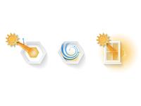 Energy Efficiency Icons