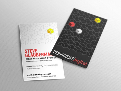 2-Sided Business Card Concept