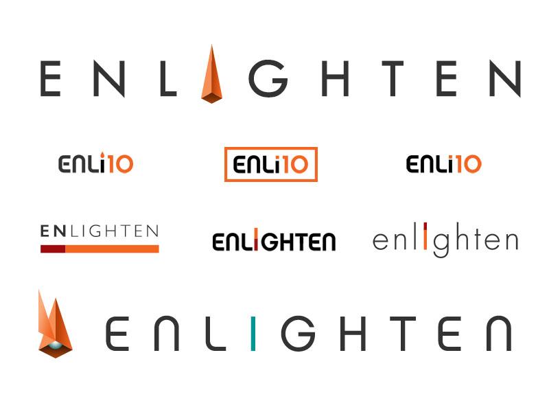 Logo Concepts retro logo fibonacci spiral orange and black logos orange logos agency logo clean logos simple logos logos logo