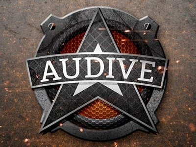 Audive Rock Band Logo