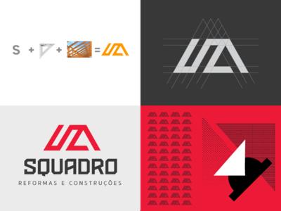Squadro Construction - Logo