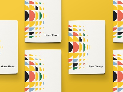 Signal Theory Notebooks branding notepad notebook