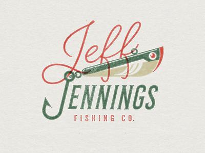 Jeff Jennings Fishing Co. bait angler lure hook fish fishing