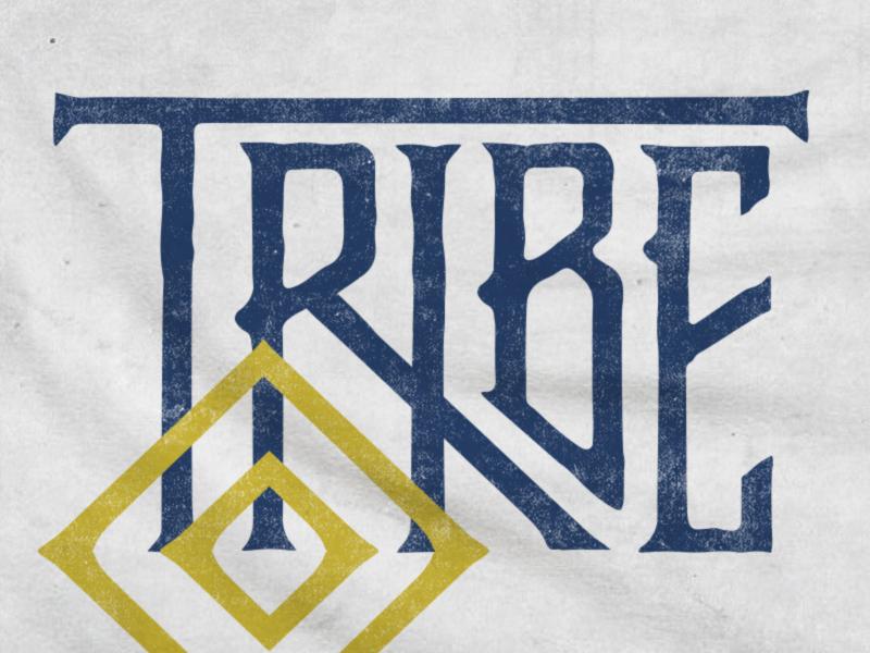 Tribe type tribe unused branding logo