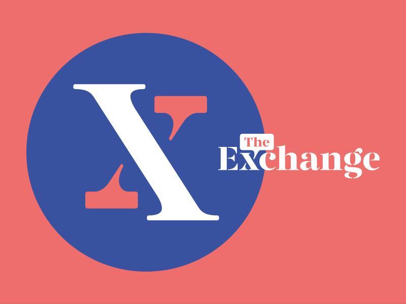 Theexchange logo