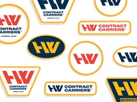 H&W Logo Patches