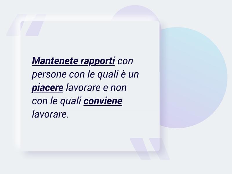 Cit by Sergio Soci branding boostrap methodology webdesign citazione