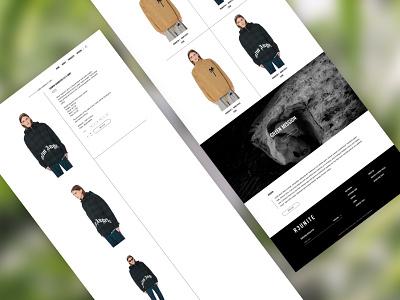 R3unite Project developer layout web html design web design ui sketch webdesign boostrap layout