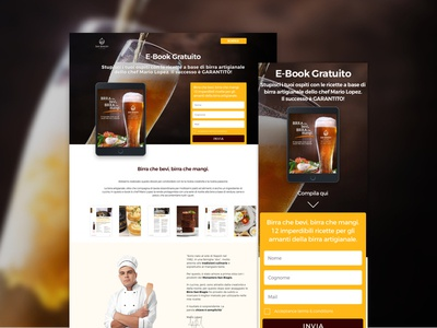 Beer Monastery design find sass html bootstrap developer atom sketch responsive layout web desktop web layout web design web developer