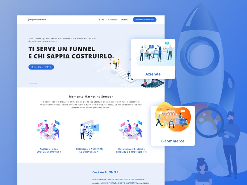 What is a FUNNEL? developer skecth responsive work web 2019 minimal fun art chat bot marketing automation campaignmonitor product design funnel