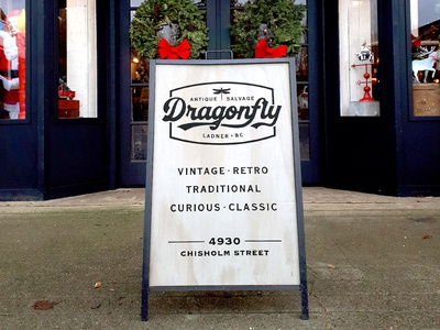 Dragonfly Antique & Salvage