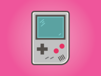 Gameboy nintendo icon gameboy