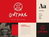 Ontake Branding