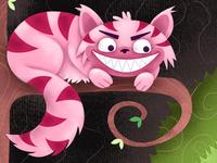 Work in Progress - The Cheshire Cat