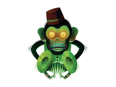 Cymbal Monkey nightmares illustration monkey cymbal